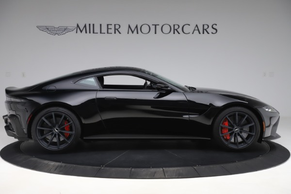New 2020 Aston Martin Vantage AMR for sale $210,140 at Pagani of Greenwich in Greenwich CT 06830 8