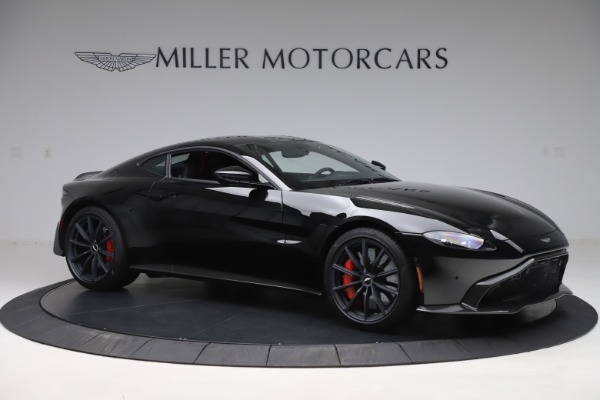 New 2020 Aston Martin Vantage AMR for sale $210,140 at Pagani of Greenwich in Greenwich CT 06830 9