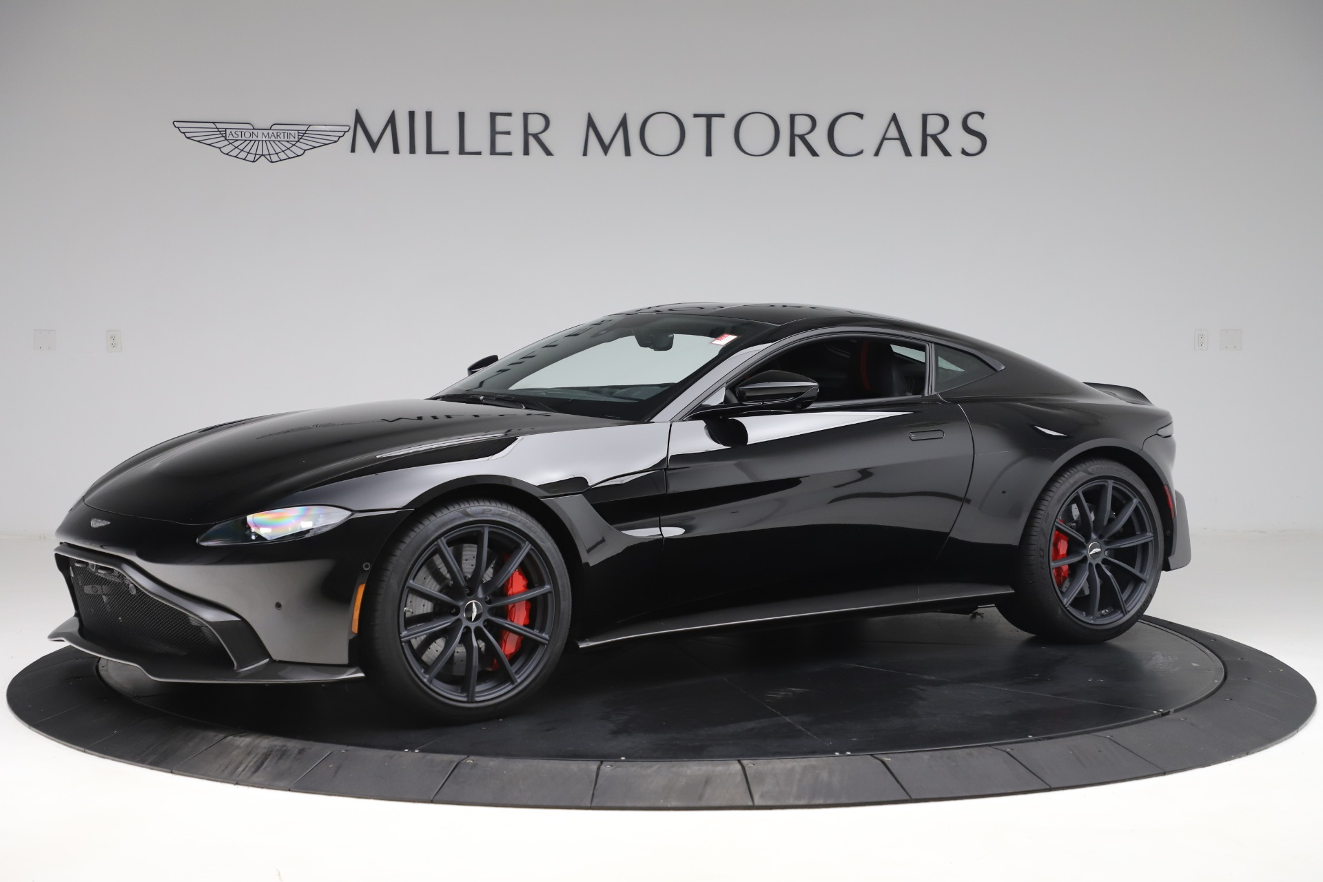 New 2020 Aston Martin Vantage AMR for sale $210,140 at Pagani of Greenwich in Greenwich CT 06830 1