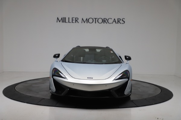 New 2020 McLaren 570S Spider Convertible for sale $256,990 at Pagani of Greenwich in Greenwich CT 06830 11