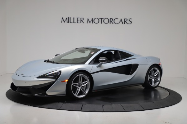 New 2020 McLaren 570S Spider Convertible for sale $256,990 at Pagani of Greenwich in Greenwich CT 06830 14