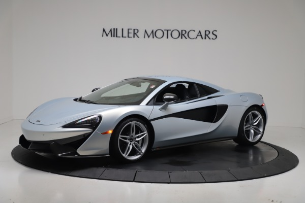 New 2020 McLaren 570S Spider Convertible for sale $256,990 at Pagani of Greenwich in Greenwich CT 06830 15