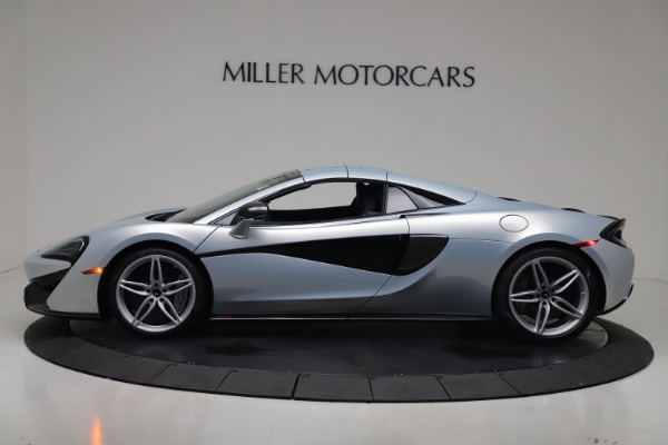 New 2020 McLaren 570S Spider Convertible for sale $256,990 at Pagani of Greenwich in Greenwich CT 06830 16