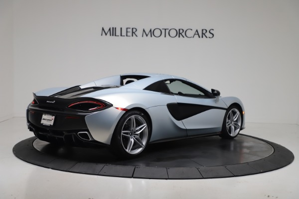 New 2020 McLaren 570S Spider Convertible for sale $256,990 at Pagani of Greenwich in Greenwich CT 06830 19