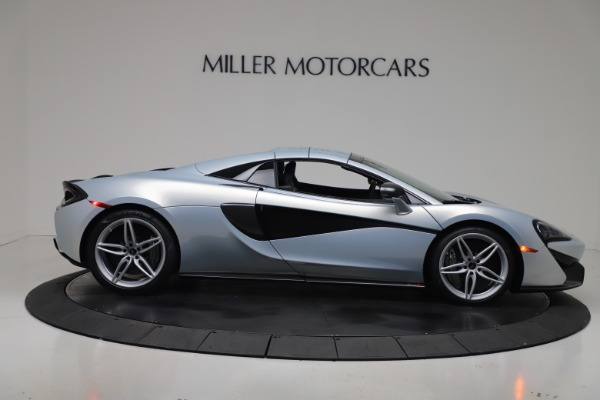New 2020 McLaren 570S Spider Convertible for sale $256,990 at Pagani of Greenwich in Greenwich CT 06830 20