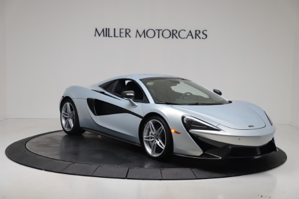 New 2020 McLaren 570S Spider Convertible for sale $256,990 at Pagani of Greenwich in Greenwich CT 06830 21