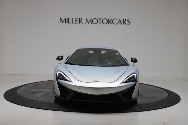 New 2020 McLaren 570S Spider Convertible for sale $256,990 at Pagani of Greenwich in Greenwich CT 06830 22