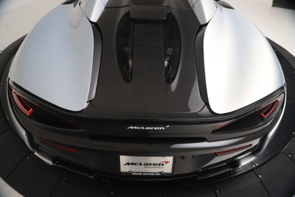 New 2020 McLaren 570S Spider Convertible for sale $256,990 at Pagani of Greenwich in Greenwich CT 06830 23