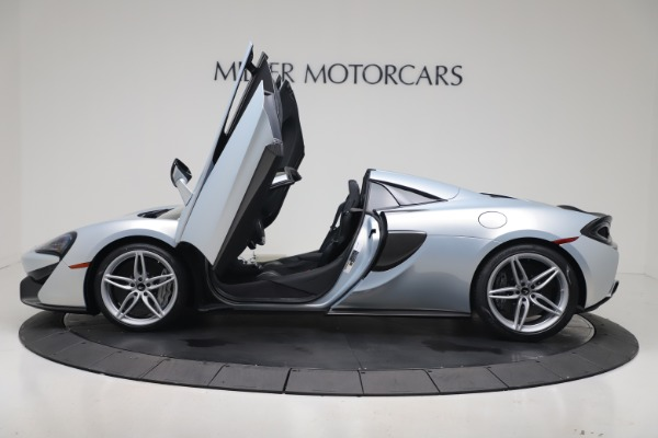 New 2020 McLaren 570S Spider Convertible for sale $256,990 at Pagani of Greenwich in Greenwich CT 06830 25