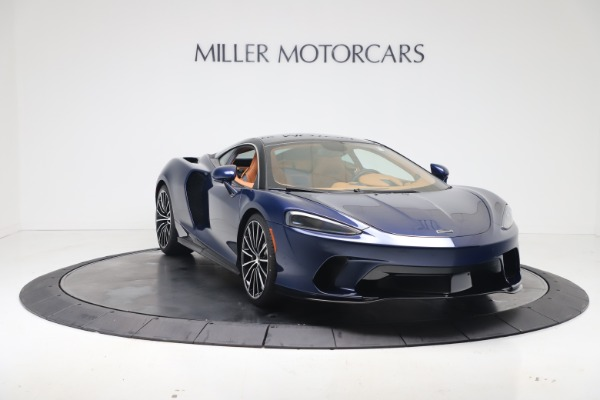 New 2020 McLaren GT Luxe for sale $244,675 at Pagani of Greenwich in Greenwich CT 06830 10