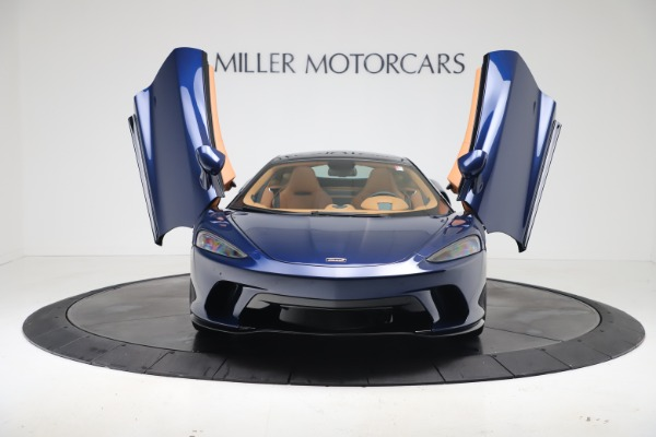 New 2020 McLaren GT Coupe for sale $244,675 at Pagani of Greenwich in Greenwich CT 06830 12