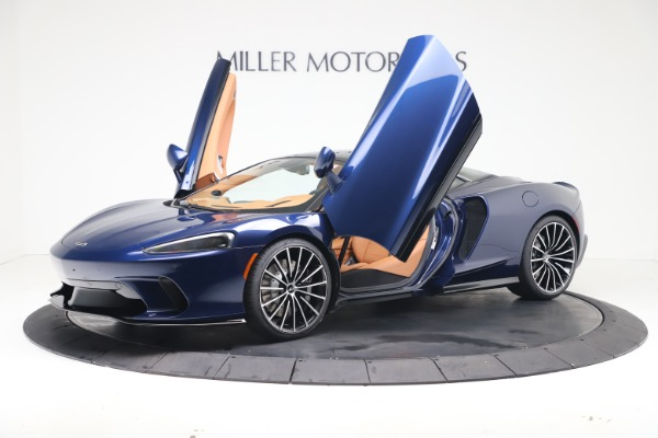 New 2020 McLaren GT Luxe for sale $244,675 at Pagani of Greenwich in Greenwich CT 06830 13