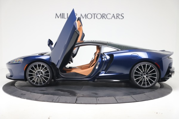 New 2020 McLaren GT Luxe for sale $244,675 at Pagani of Greenwich in Greenwich CT 06830 14