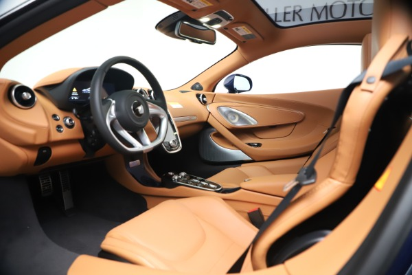 New 2020 McLaren GT Luxe for sale $244,675 at Pagani of Greenwich in Greenwich CT 06830 15