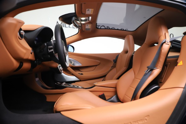 New 2020 McLaren GT Luxe for sale $244,675 at Pagani of Greenwich in Greenwich CT 06830 16