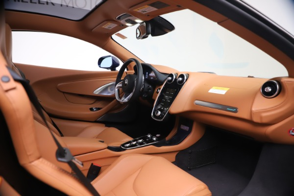 New 2020 McLaren GT Luxe for sale $244,675 at Pagani of Greenwich in Greenwich CT 06830 18