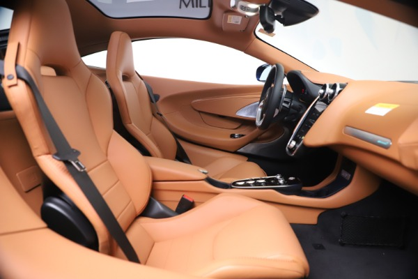 New 2020 McLaren GT Luxe for sale $244,675 at Pagani of Greenwich in Greenwich CT 06830 19