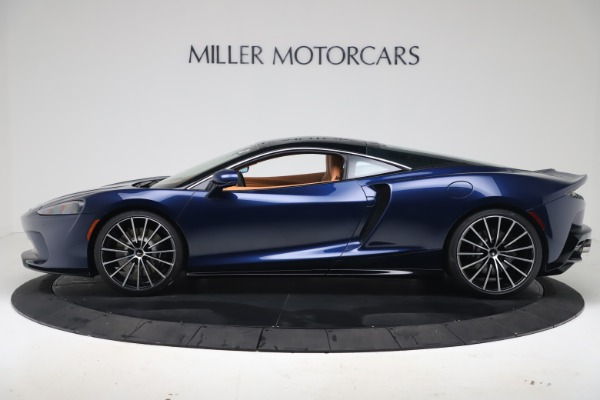 New 2020 McLaren GT Luxe for sale $244,675 at Pagani of Greenwich in Greenwich CT 06830 2