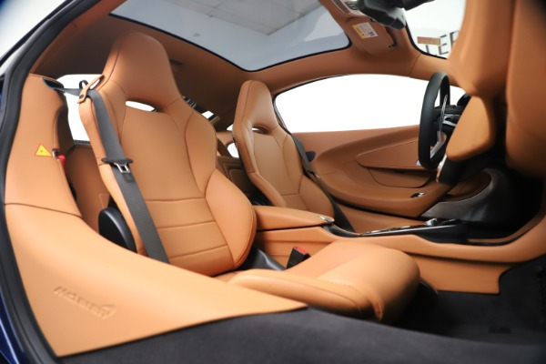 Used 2020 McLaren GT Luxe for sale Call for price at Pagani of Greenwich in Greenwich CT 06830 20