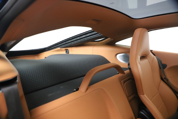 New 2020 McLaren GT Luxe for sale $244,675 at Pagani of Greenwich in Greenwich CT 06830 21