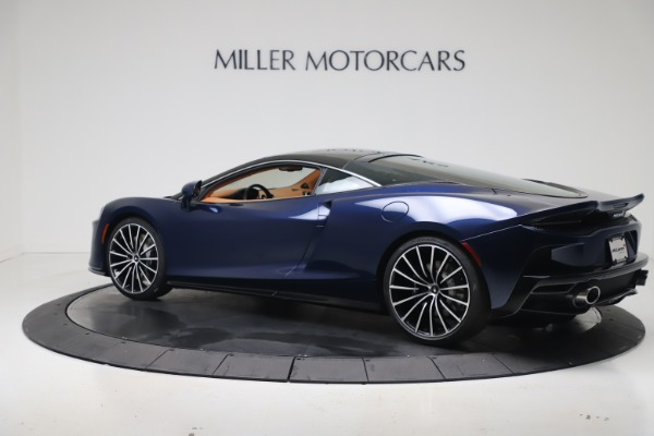 New 2020 McLaren GT Coupe for sale $244,675 at Pagani of Greenwich in Greenwich CT 06830 3
