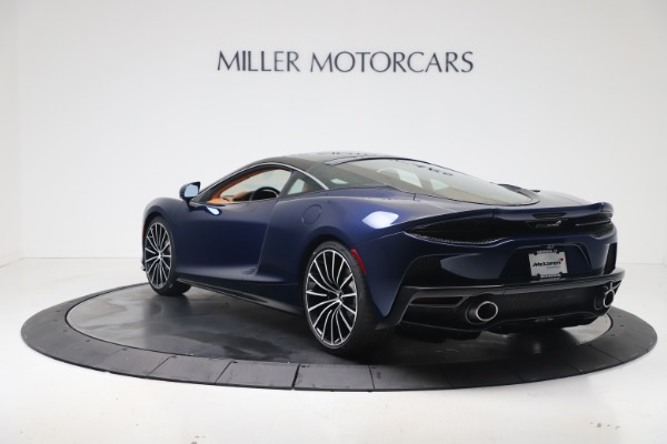New 2020 McLaren GT Coupe for sale $244,675 at Pagani of Greenwich in Greenwich CT 06830 4
