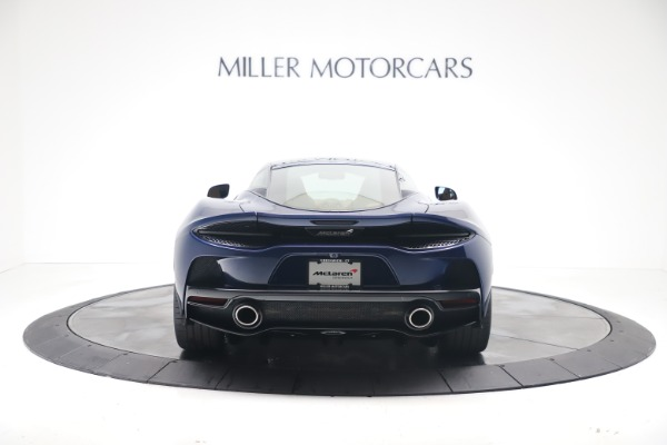 New 2020 McLaren GT Coupe for sale $244,675 at Pagani of Greenwich in Greenwich CT 06830 5