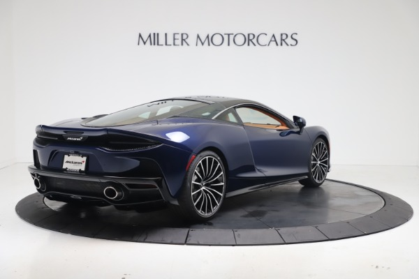 New 2020 McLaren GT Luxe for sale $244,675 at Pagani of Greenwich in Greenwich CT 06830 6