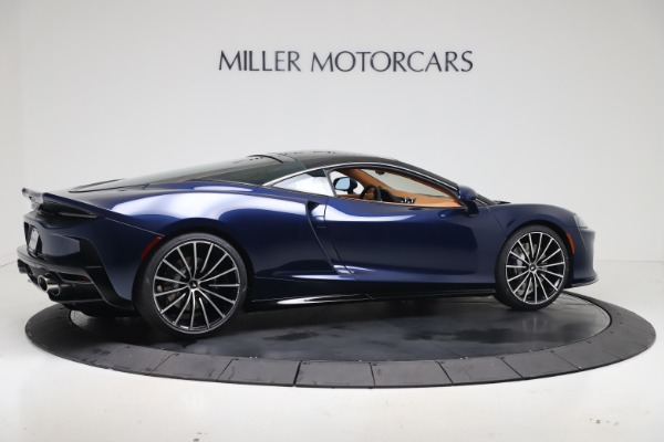 New 2020 McLaren GT Luxe for sale $244,675 at Pagani of Greenwich in Greenwich CT 06830 7