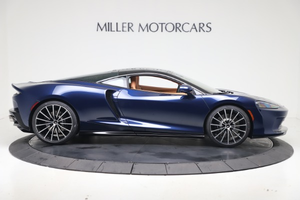 New 2020 McLaren GT Luxe for sale $244,675 at Pagani of Greenwich in Greenwich CT 06830 8