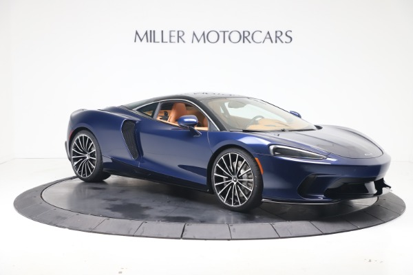 New 2020 McLaren GT Coupe for sale $244,675 at Pagani of Greenwich in Greenwich CT 06830 9