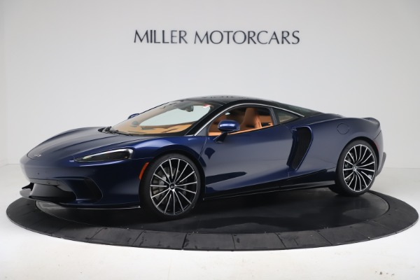 New 2020 McLaren GT Luxe for sale $244,675 at Pagani of Greenwich in Greenwich CT 06830 1