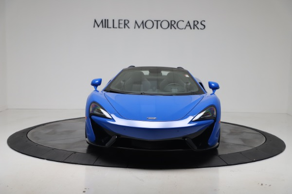 New 2020 McLaren 570S Spider Convertible for sale $236,270 at Pagani of Greenwich in Greenwich CT 06830 11