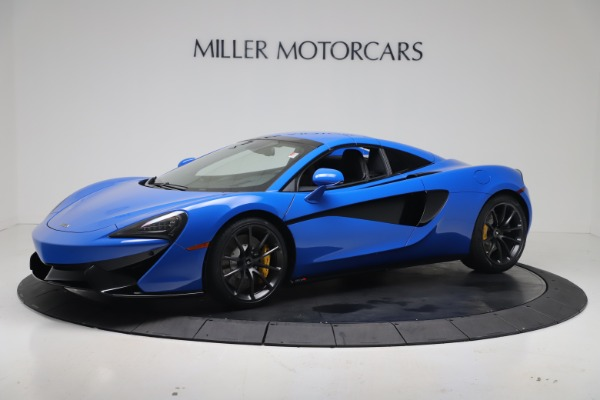 New 2020 McLaren 570S Spider Convertible for sale Sold at Pagani of Greenwich in Greenwich CT 06830 15