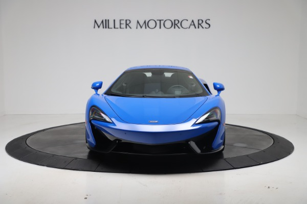 New 2020 McLaren 570S Spider Convertible for sale $236,270 at Pagani of Greenwich in Greenwich CT 06830 22
