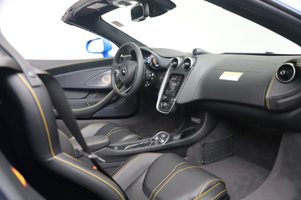 New 2020 McLaren 570S Spider Convertible for sale $236,270 at Pagani of Greenwich in Greenwich CT 06830 26