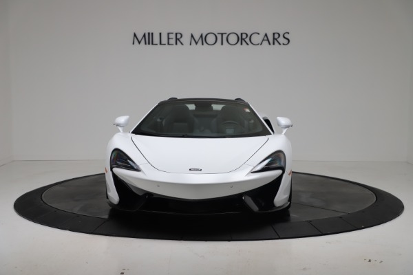New 2020 McLaren 570S Spider Convertible for sale $231,150 at Pagani of Greenwich in Greenwich CT 06830 11