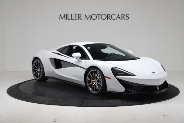 New 2020 McLaren 570S Spider Convertible for sale $231,150 at Pagani of Greenwich in Greenwich CT 06830 20