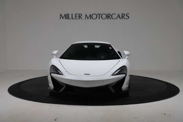 New 2020 McLaren 570S Spider Convertible for sale $231,150 at Pagani of Greenwich in Greenwich CT 06830 21