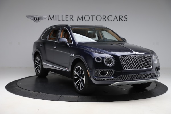 Used 2017 Bentley Bentayga W12 for sale Sold at Pagani of Greenwich in Greenwich CT 06830 11