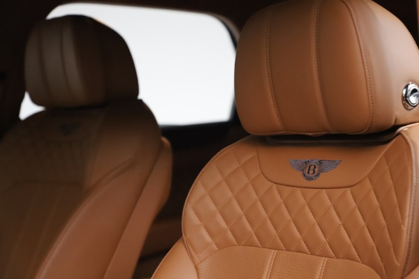 Used 2017 Bentley Bentayga W12 for sale Sold at Pagani of Greenwich in Greenwich CT 06830 16