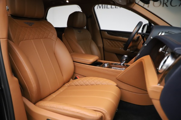 Used 2017 Bentley Bentayga W12 for sale Sold at Pagani of Greenwich in Greenwich CT 06830 20