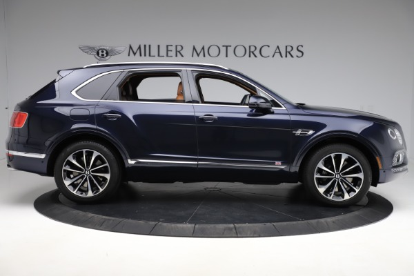 Used 2017 Bentley Bentayga W12 for sale Sold at Pagani of Greenwich in Greenwich CT 06830 9