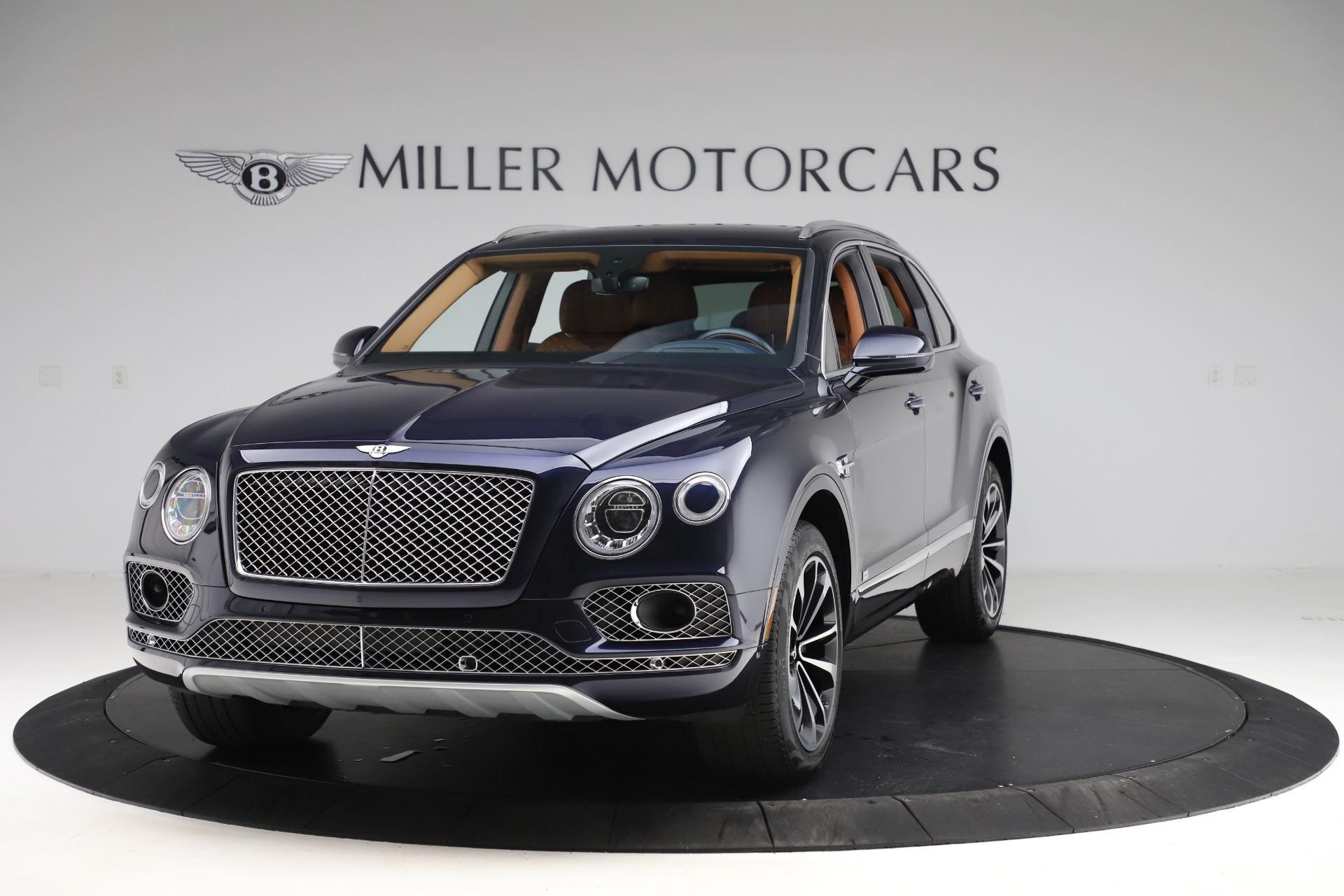 Used 2017 Bentley Bentayga W12 for sale Sold at Pagani of Greenwich in Greenwich CT 06830 1