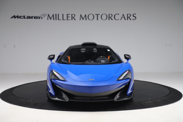 Used 2019 McLaren 600LT for sale $255,900 at Pagani of Greenwich in Greenwich CT 06830 12