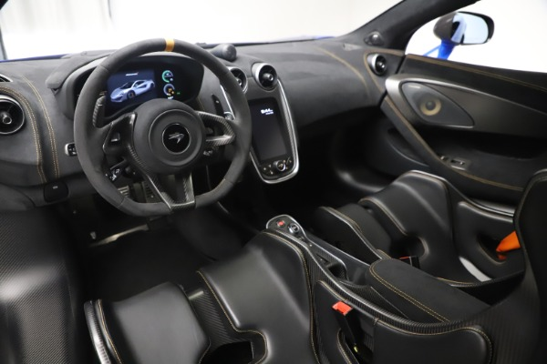 Used 2019 McLaren 600LT for sale $255,900 at Pagani of Greenwich in Greenwich CT 06830 13
