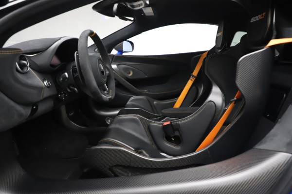 Used 2019 McLaren 600LT for sale $255,900 at Pagani of Greenwich in Greenwich CT 06830 14
