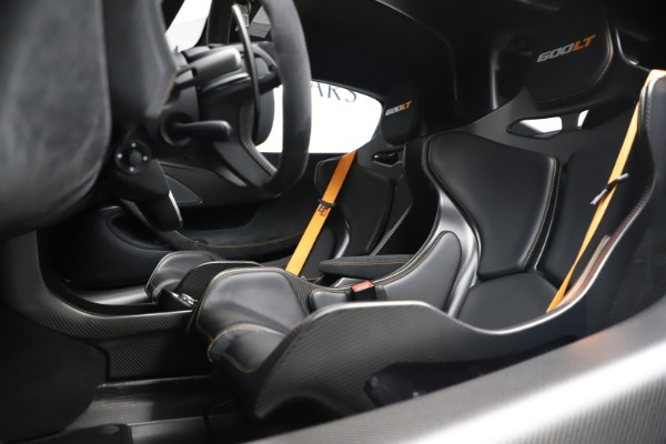 Used 2019 McLaren 600LT for sale $255,900 at Pagani of Greenwich in Greenwich CT 06830 15