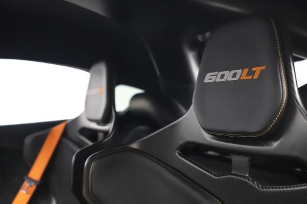 Used 2019 McLaren 600LT for sale $255,900 at Pagani of Greenwich in Greenwich CT 06830 17