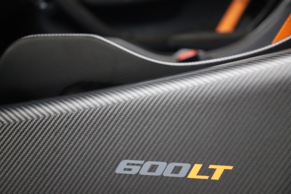 Used 2019 McLaren 600LT for sale $255,900 at Pagani of Greenwich in Greenwich CT 06830 18